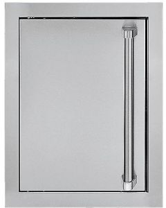 VIKING Pro Outdoor Accessories : Single Access Door Stainless : AD51620SS