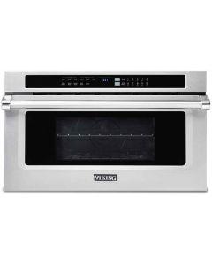 """30"""" VIKING Pro Built In Ovens : Built In Drop Down Door Convection Speed Oven : VMDD5306SS"""