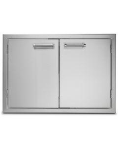 """30"""" VIKING Pro Outdoor Accessories : Double Access Door : VOADD5301SS"""