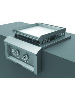 HESTAN Griddle Plate for Power Burners