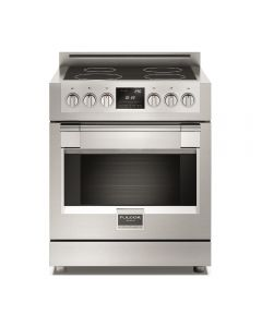 "30"" Freestanding Sofia, 4 Burner Induction Range, Stainless"