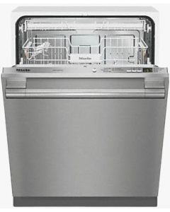 Miele - 24in Fully Integrated Dishwasher with CleanTouch Steel Panel