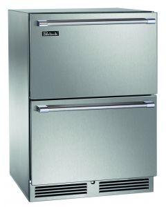 "24"" Perlick Dual Zone Freezer/Refrig"