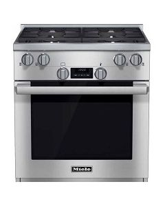 "30"" All Gas Range-Stainless"