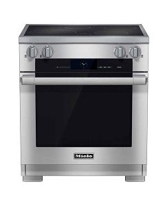 "30"" Induction Range-Stainless"
