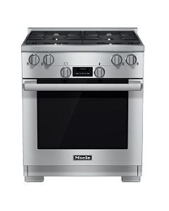 "30"" DualFuel Range DS-Stainless"