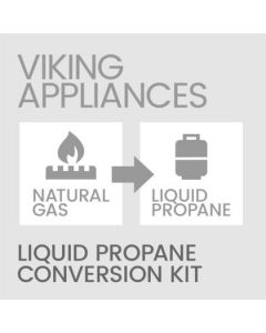 Viking Virtuoso LP/Propane Conversion Kit Tuscany Ranges