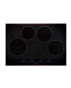 "30"" VIKING VIRTUOSO Cooktop : Induction Cooktop 4 Elements Black Glass : MVIC6304BBG"