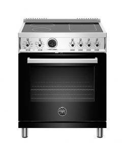 "30"" Bertazzoni Professional Series Range Electric Self Clean Oven 4 Induction Zones"