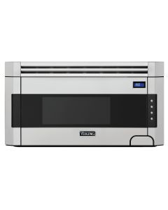"""30"""" Viking 3 Series Conventional Microwave Hood-Stainless"""
