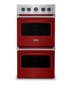 """27"""" Viking Double Oven 5 Series Electric Double Thermal Convection Oven"""