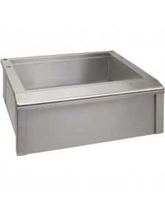 Alfresco 30-Inch Outdoor Rated Versa Basic Apron Sink
