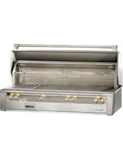 "56"" Alfresco Built-In Grill w/ Sear Zone And Rotisserie"