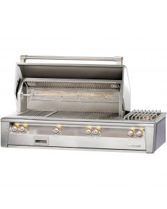 "56"" Alfresco Built-In Grill w/ Sear Zone and Side Burner"