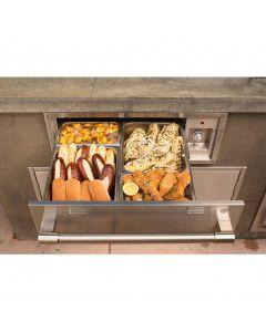 Alfresco 30-Inch Electric Warming Drawer