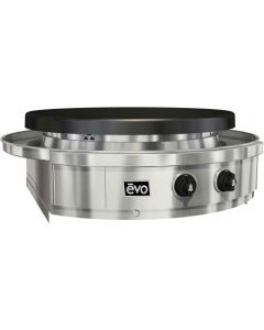 Evo Affinity 30G Circular Cooktop