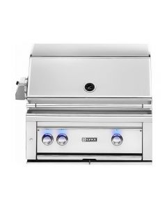 """30"""" Lynx Professional Built-In Grill"""
