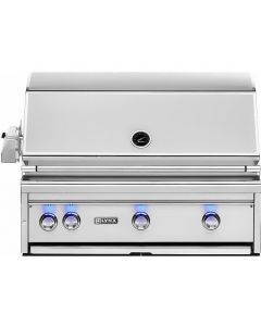 """36"""" Lynx Professional Built-In Grill"""