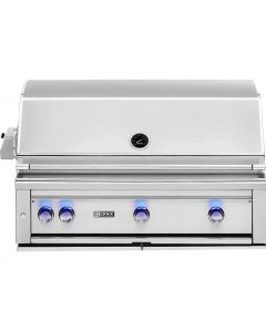 Lynx Professional Napoli 30-Inch Built-In / Counter Top Natural Gas Outdoor Pizza Oven