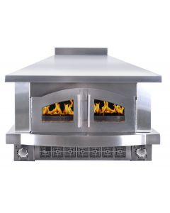 Fuel Outdoor Pizza Oven